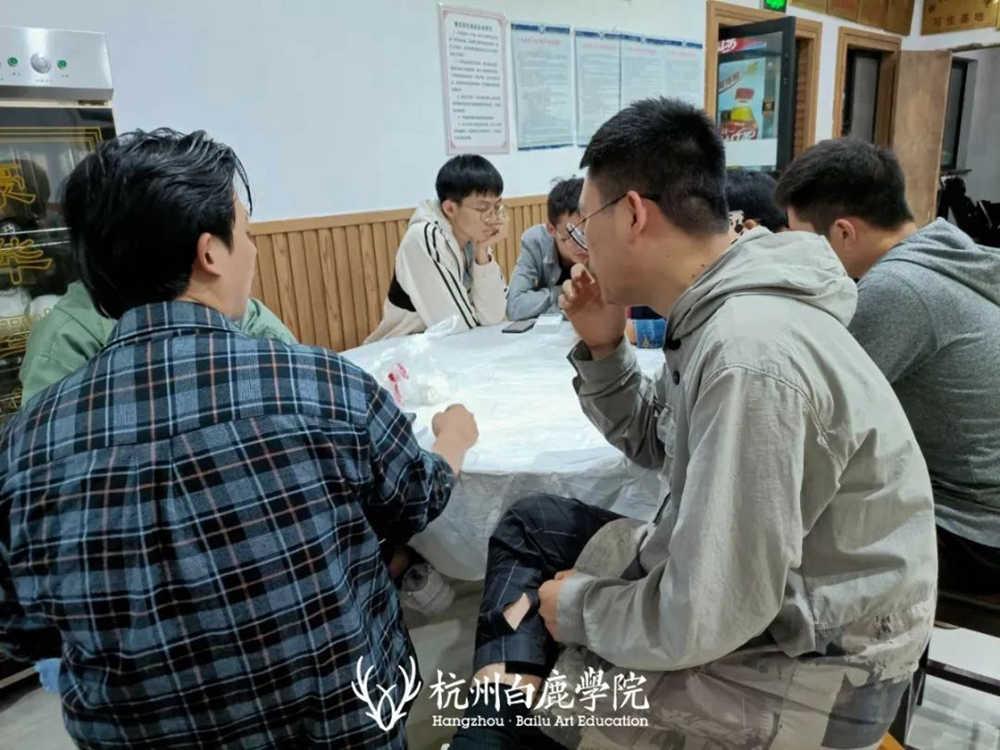 杭州艺考画室白鹿写生季 | 画画的Baby们安全抵达写生地啦,62