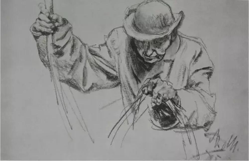 杭州艺考画室,杭州画室素描培训,杭州素描画室,10