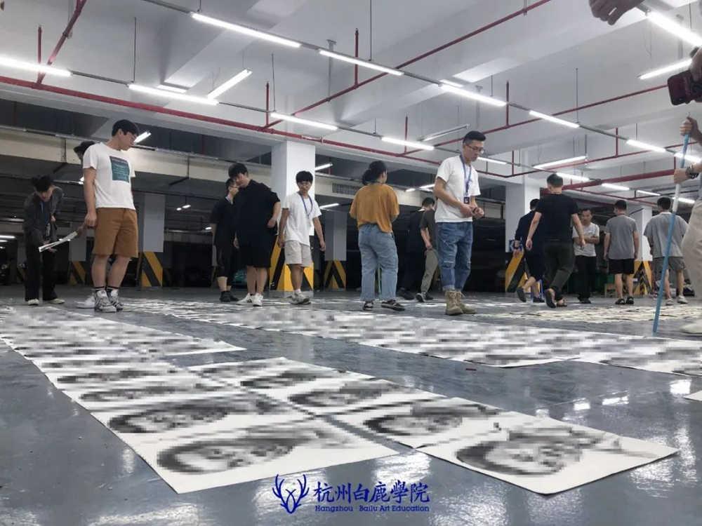 来吧,展示!杭州艺考画室白鹿八月月考进行中,24