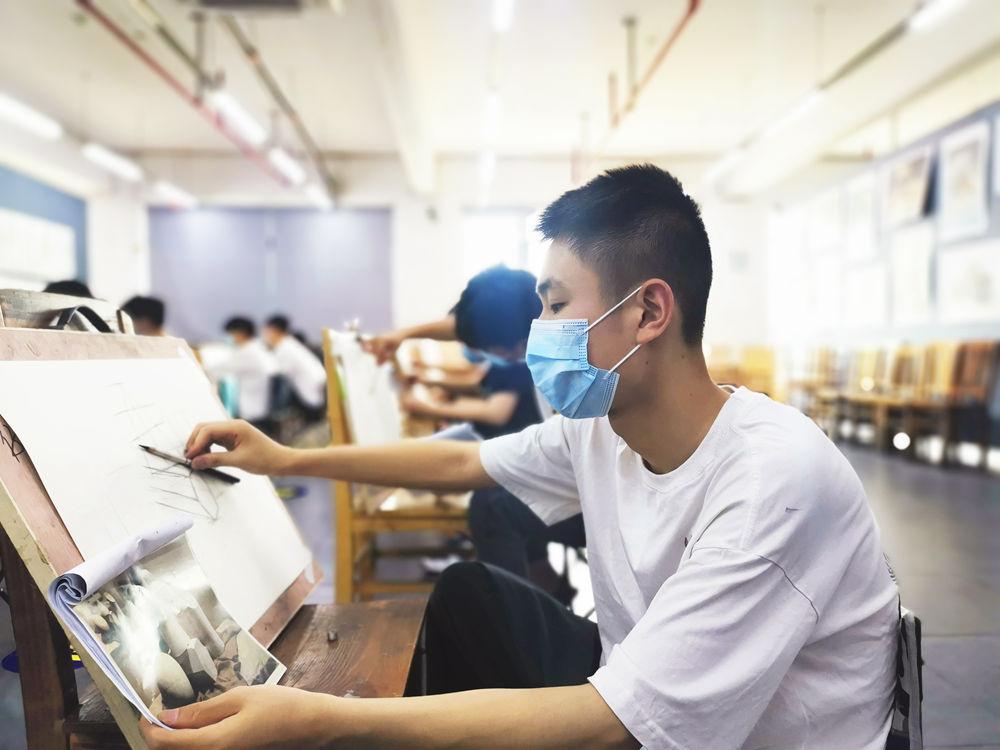 杭州白鹿画室,杭州画室,杭州画室复课,32