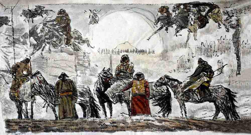 你的速写画不好,就是因为这个,杭州美术培训班老鹿带你涨涨见识,34