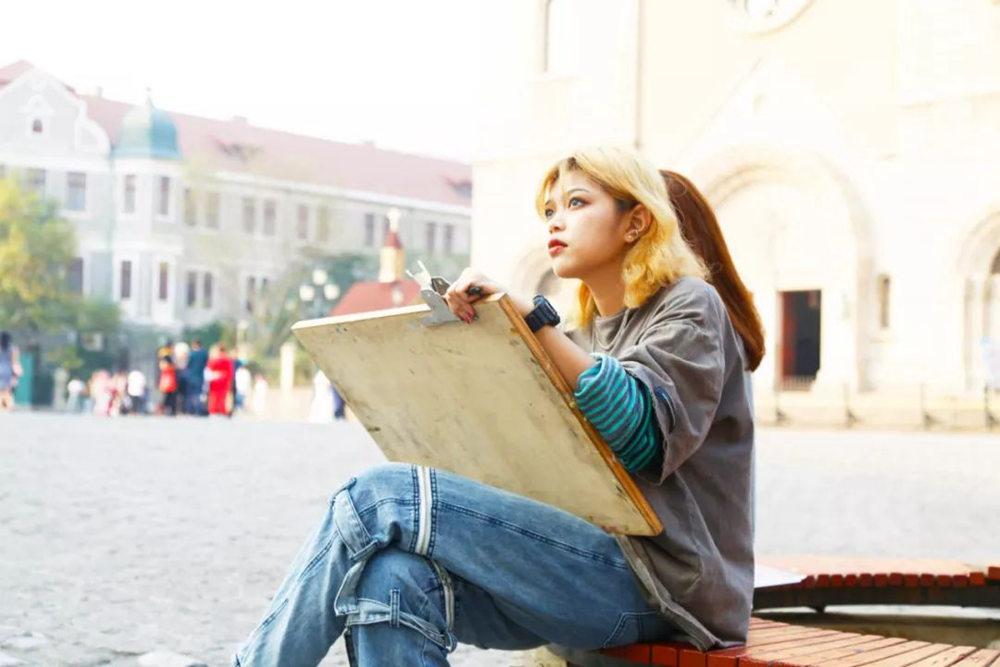 杭州艺考画室写生季 | 杭州白鹿学院下乡写生通知及注意事项,33