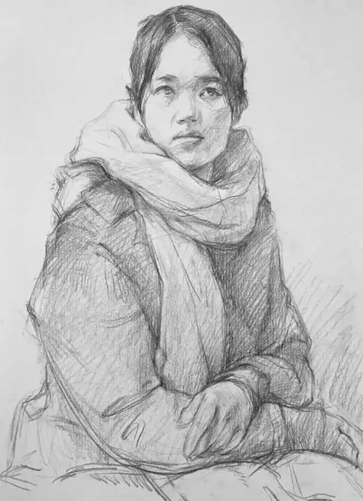 杭州艺考画室,杭州素描画室,杭州画室培训,20