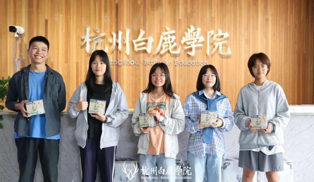 杭州美术培训班白鹿写生季 | 王者小组已诞生?确实有两把刷子,20