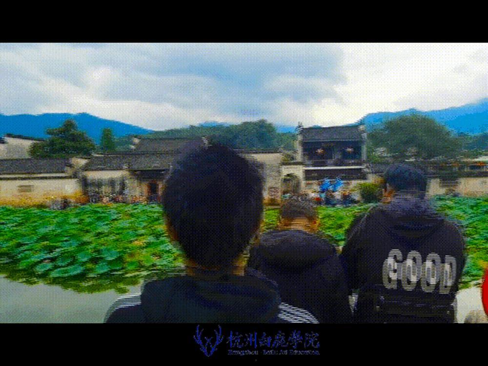 杭州艺考画室白鹿写生季 | 画画的Baby们安全抵达写生地啦,51