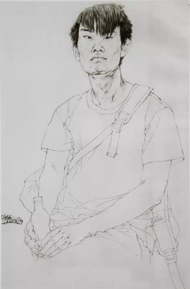 杭州艺考画室,杭州画室,杭州素描培训画室,63