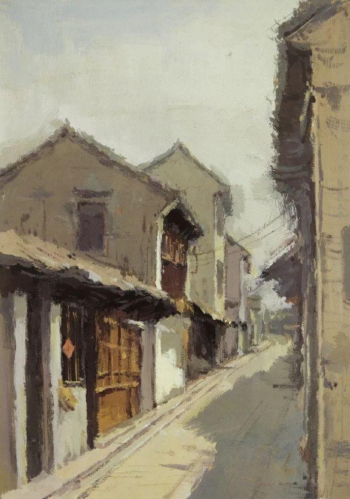 杭州艺考画室给你全面剖析色彩风景与色彩静物,美术生速看,04