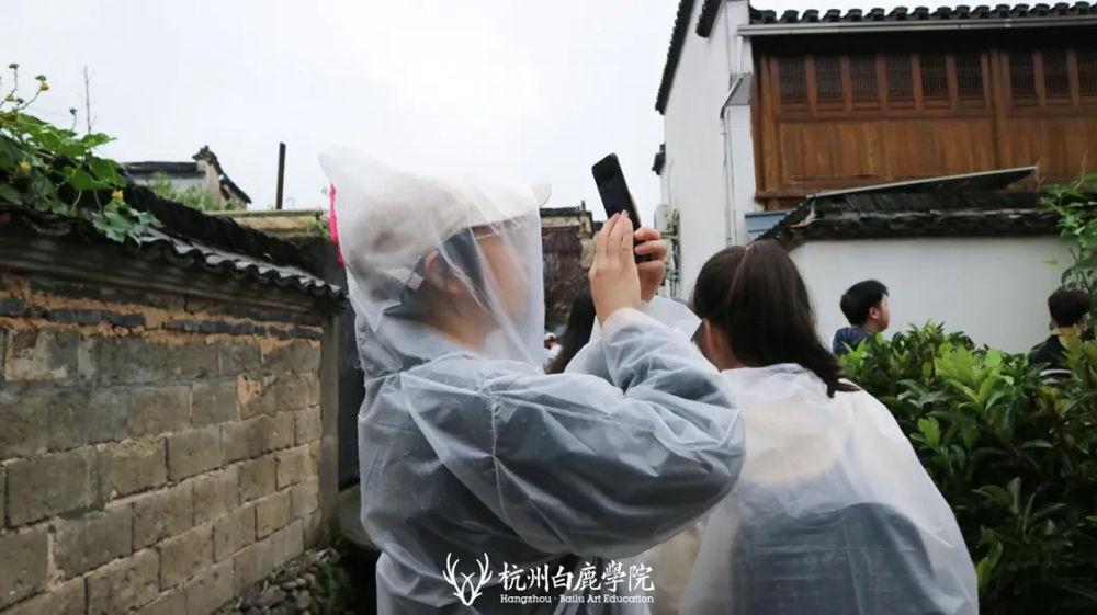 杭州艺考画室白鹿写生季 | 秋天的第一场写生未完待续,29