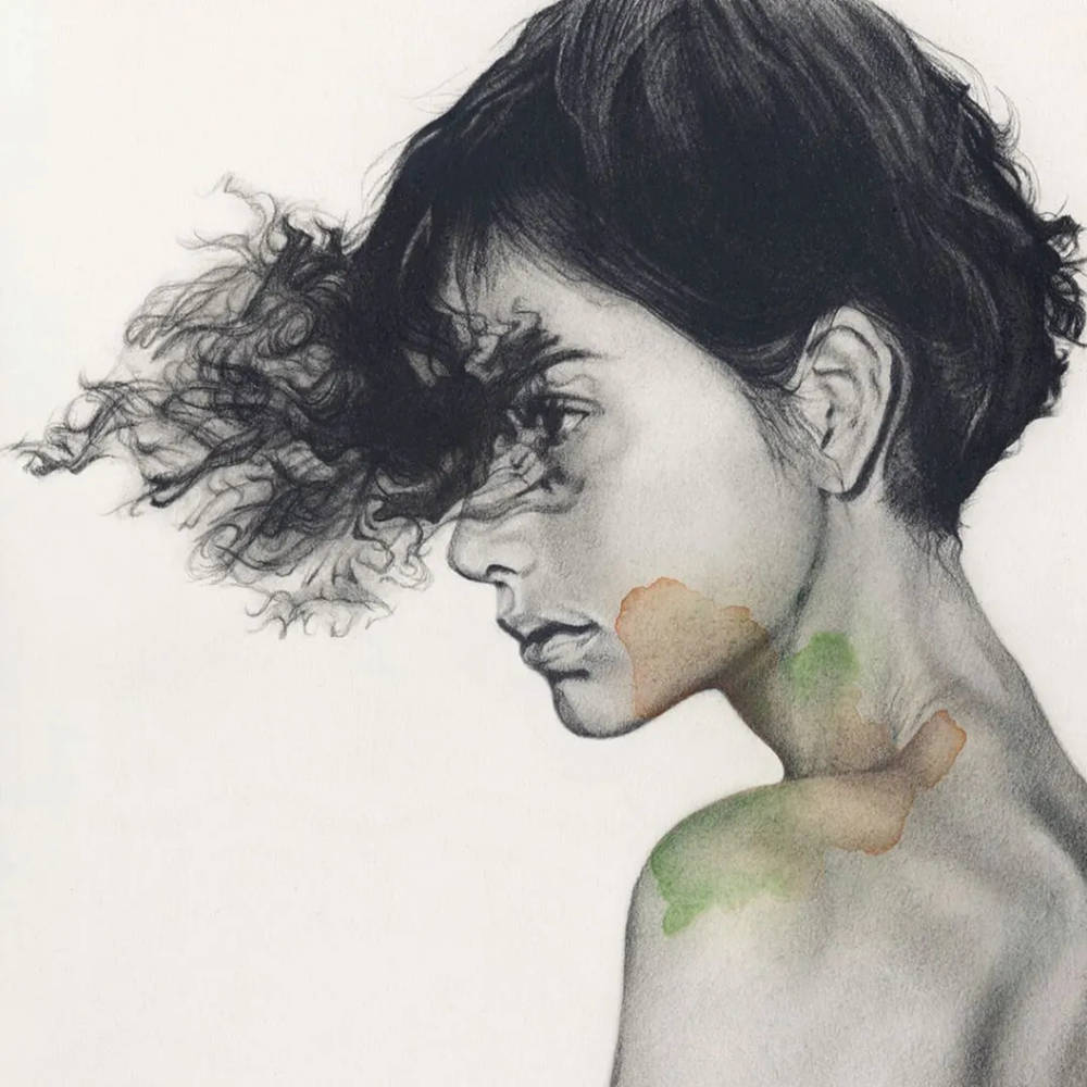 大神的素描,画的就是感觉,杭州艺考画室带你领略,03