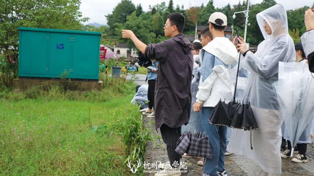 杭州艺考画室白鹿写生季 | 秋天的第一场写生未完待续,38