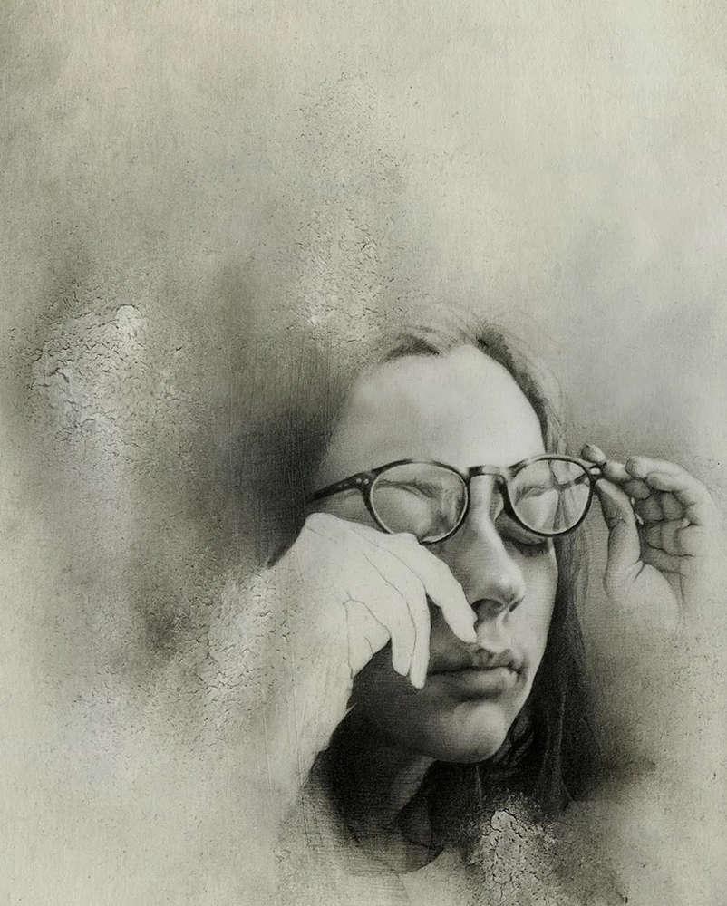 大神的素描,画的就是感觉,杭州艺考画室带你领略,01