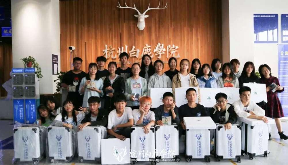 杭州美术培训班白鹿写生季 | 王者小组已诞生?确实有两把刷子,25