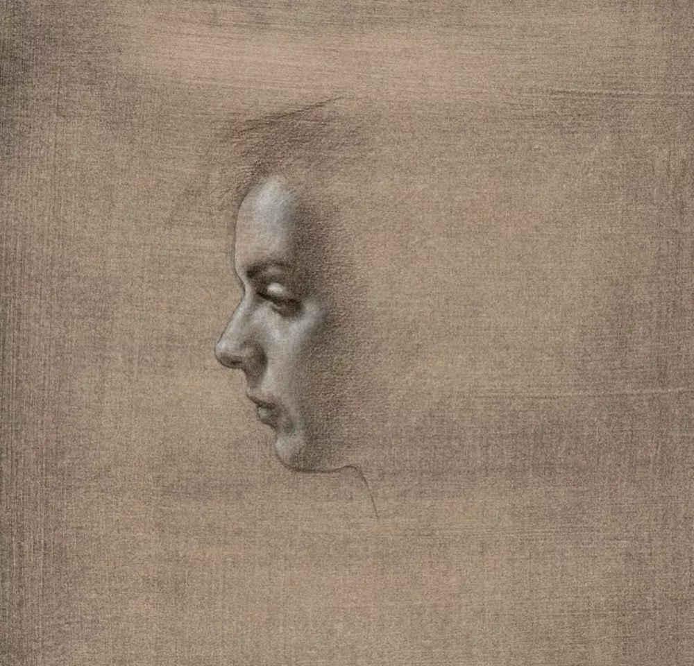杭州艺考画室整理的一眼就爱的素描,这松动的笔触绝了,26