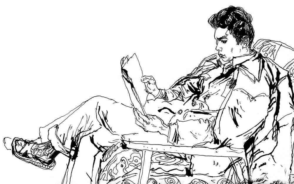 你的速写画不好,就是因为这个,杭州美术培训班老鹿带你涨涨见识,16