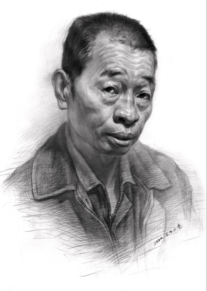 杭州艺考画室告诉你素描结构、色调、质感该如何表现?,28