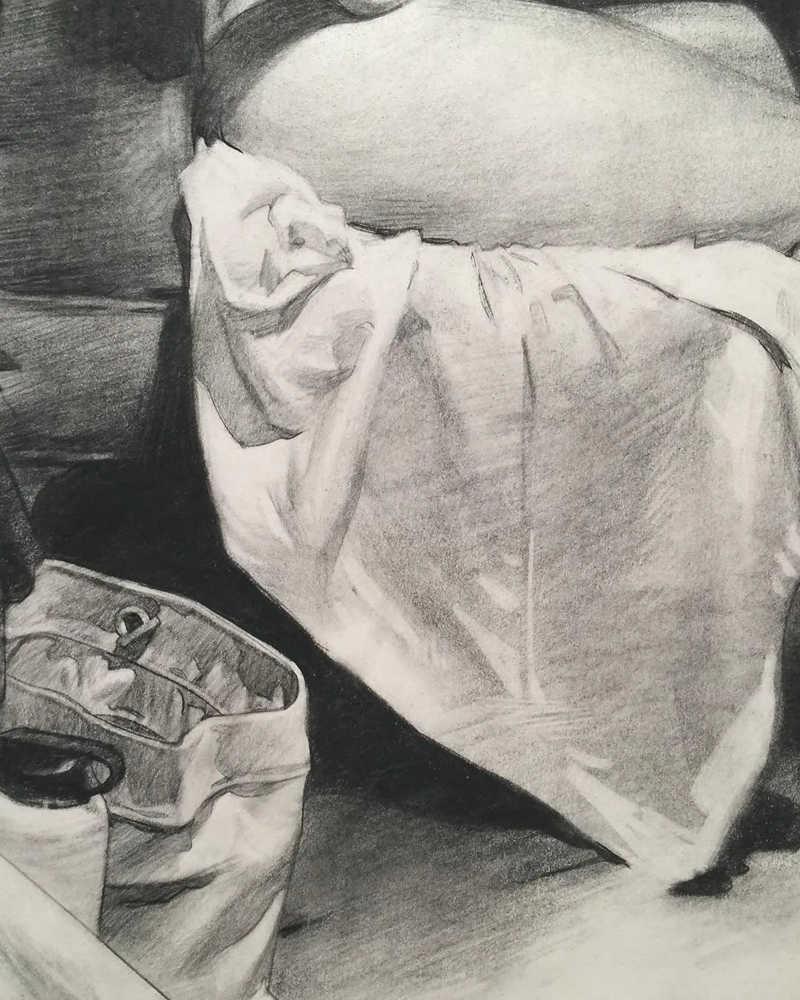 杭州画室,杭州素描美术培训,杭州素描画室,12