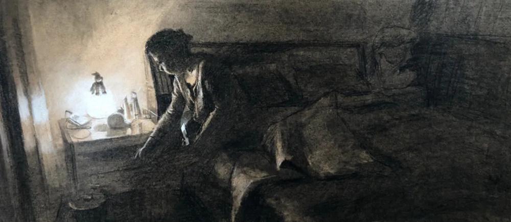 杭州艺考画室,杭州画室培训,杭州画室作品欣赏,14