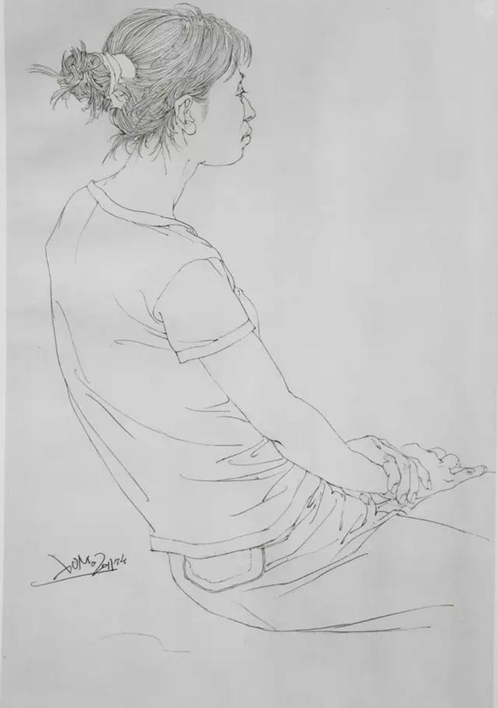 杭州艺考画室,杭州画室,杭州素描培训画室,62
