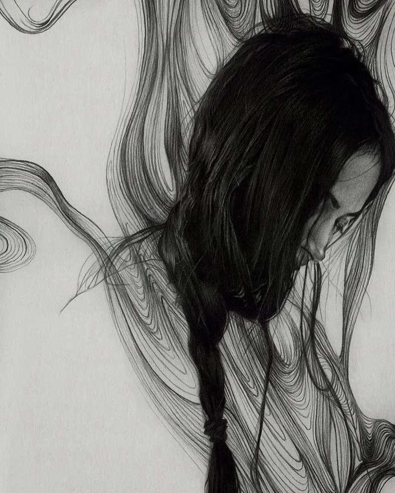 大神的素描,画的就是感觉,杭州艺考画室带你领略,11