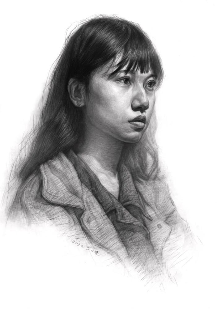 杭州艺考画室告诉你素描结构、色调、质感该如何表现?,40