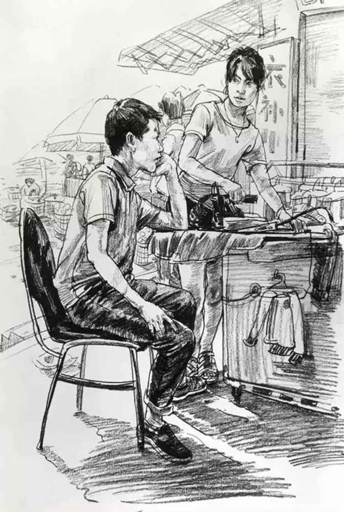 杭州画室,杭州美术培训,杭州高考美术培训,06