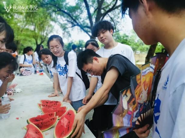 杭州艺考画室这个夏天欠下的宴会债,现在还,18