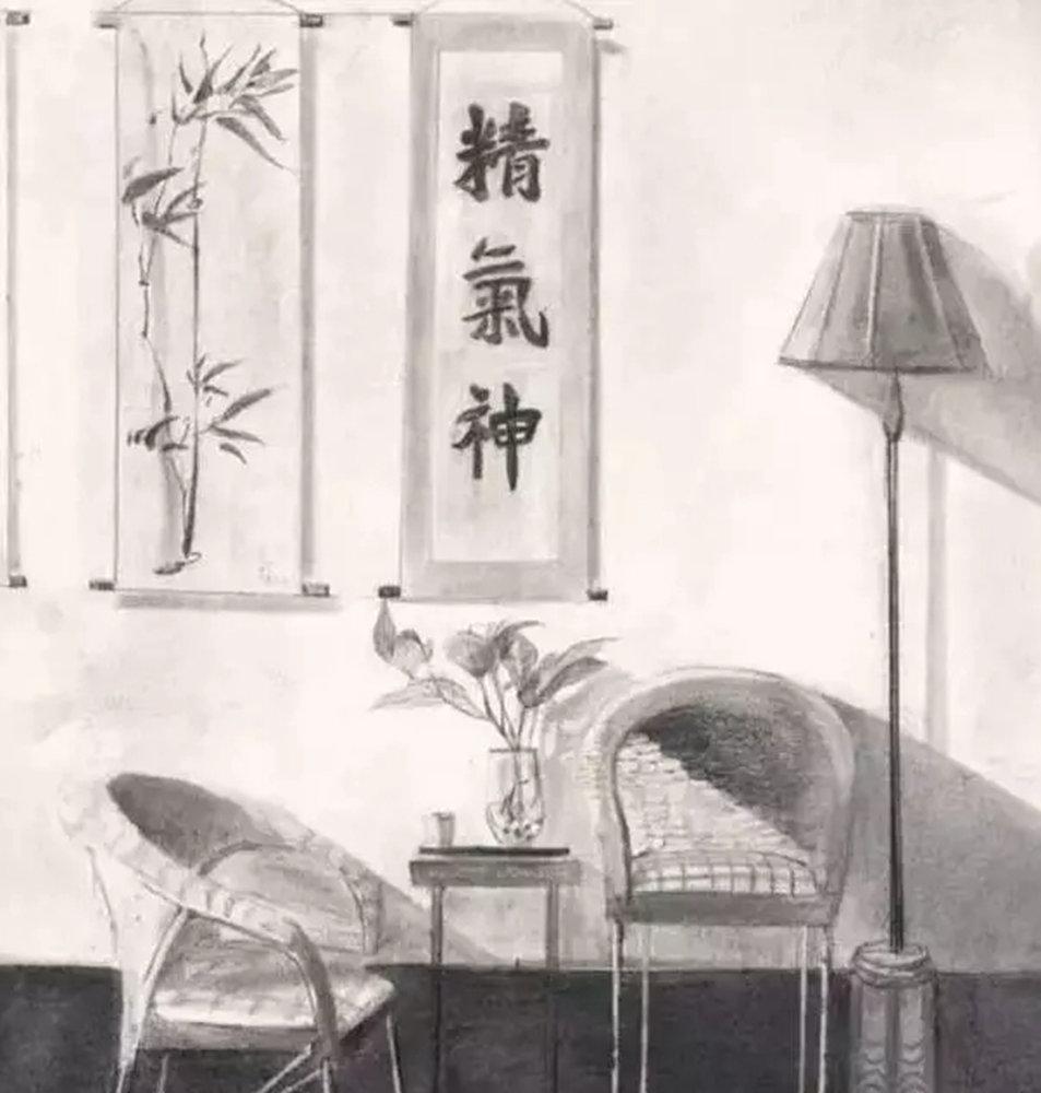 杭州艺考画室设计教程 | 设计素描该怎么画,22