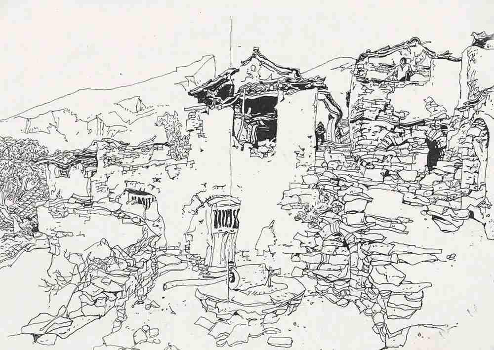 你的速写画不好,就是因为这个,杭州美术培训班老鹿带你涨涨见识,19