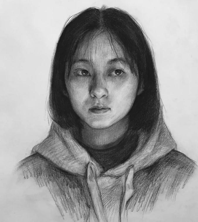 杭州艺考画室素描教程:素描关系是深入刻画的合理,14