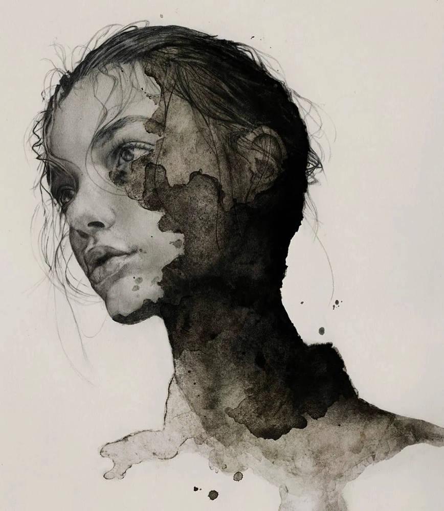 大神的素描,画的就是感觉,杭州艺考画室带你领略,17