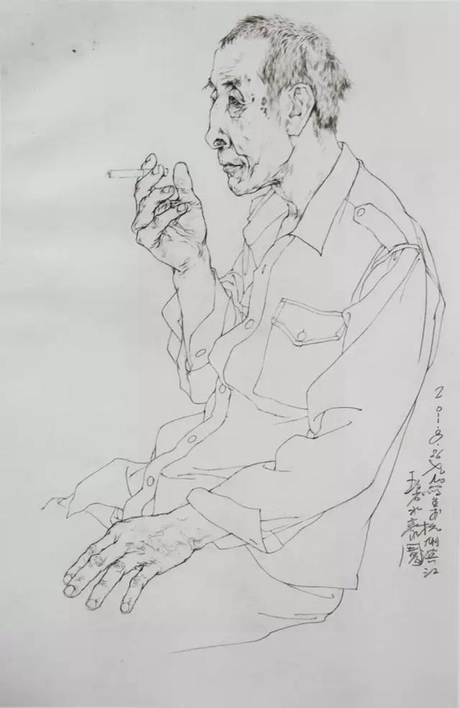 杭州艺考画室,杭州画室,杭州素描培训画室,64