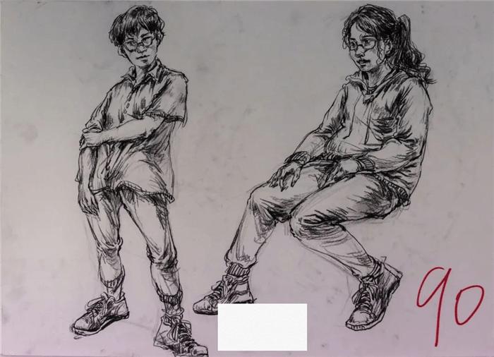 未模拟考的省,杭州艺考画室来老师建议看看福建一模高分卷来,37