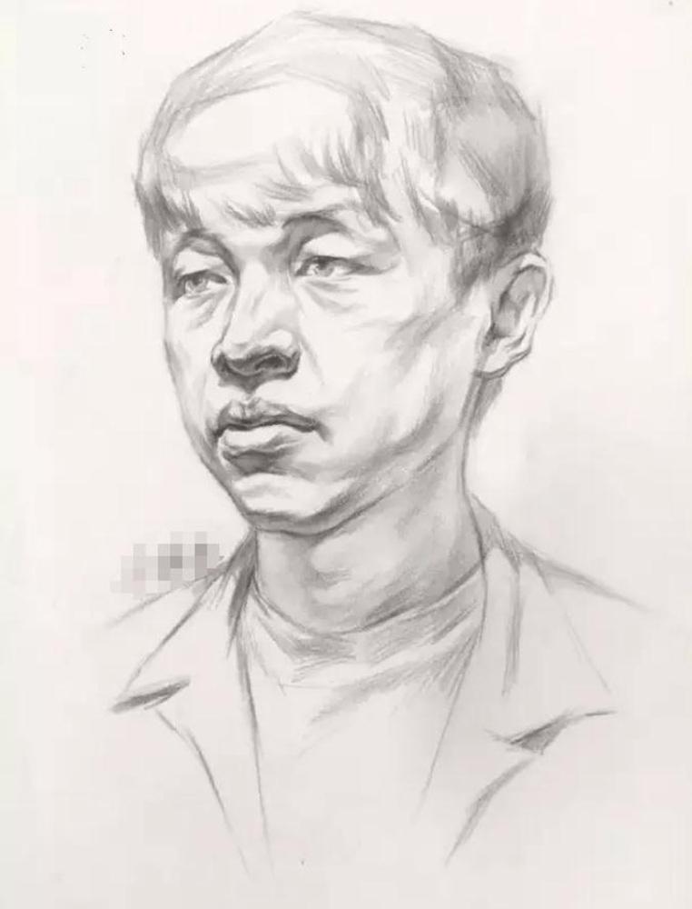这么实用素描头像结构教程,杭州艺考画室都给你搞来了,16