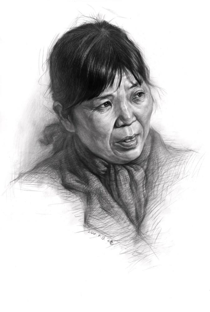 杭州艺考画室告诉你素描结构、色调、质感该如何表现?,30