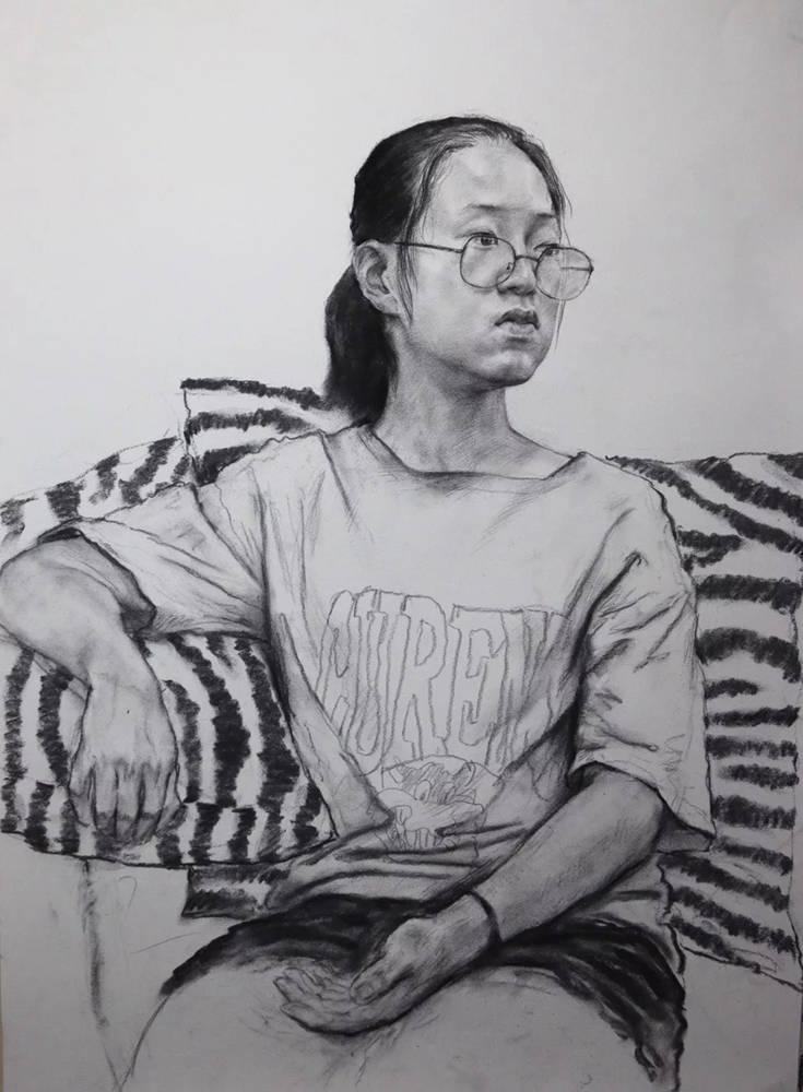 杭州画室,杭州画室素描培训,杭州美术素描培训,15