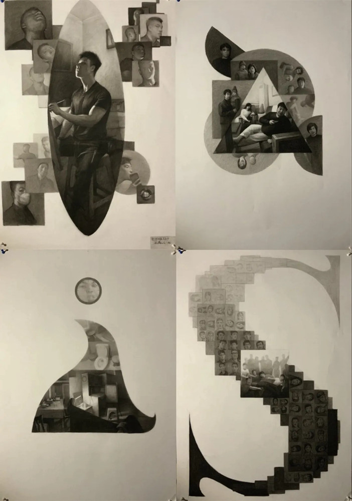 杭州艺考画室,杭州画室培训,杭州画室作品欣赏,39
