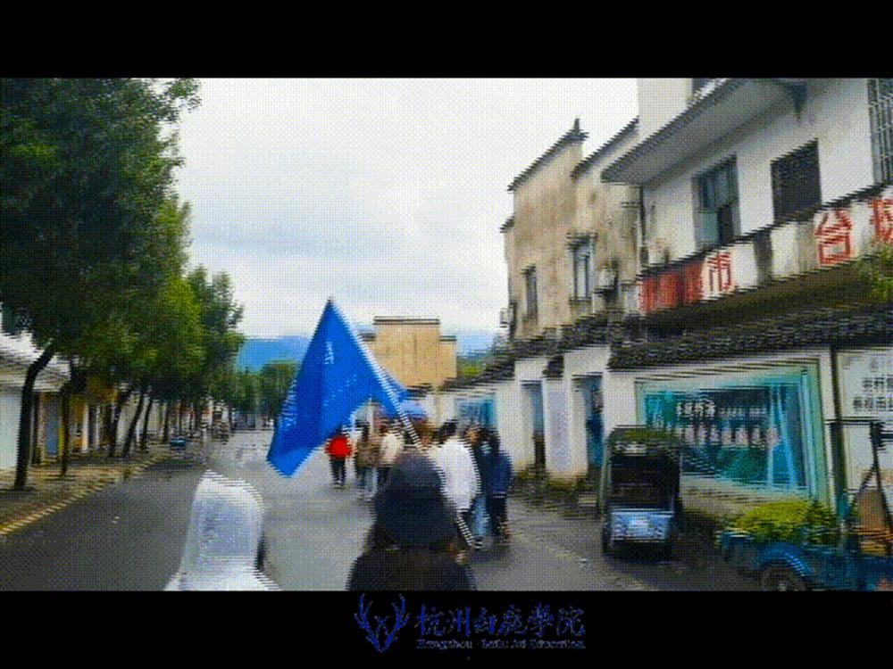 杭州艺考画室白鹿写生季 | 画画的Baby们安全抵达写生地啦,23