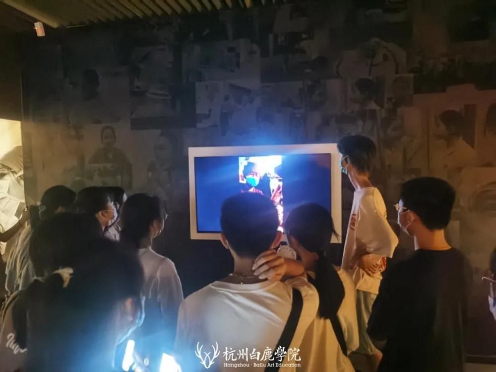杭州艺考画室暑假班 | 游学致敬抗疫英雄,强国少年未来可期,28