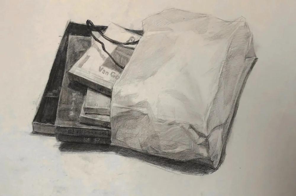杭州艺考画室,杭州画室培训,杭州画室作品欣赏,34