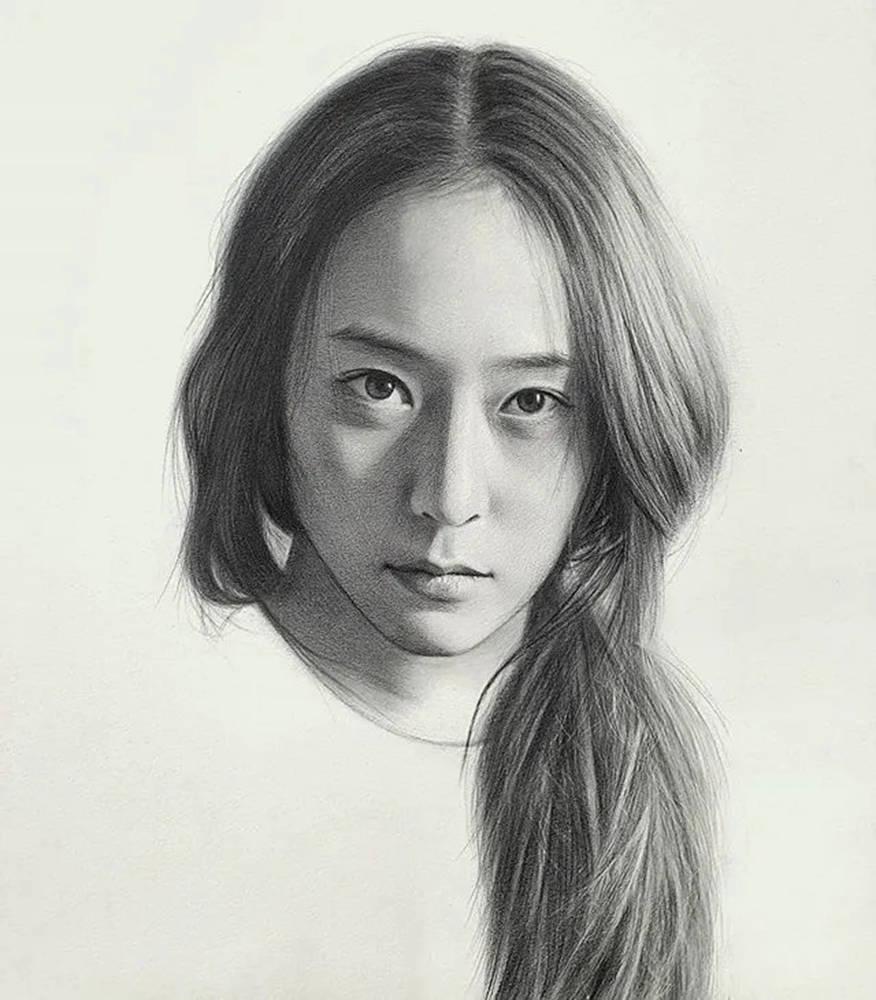 杭州艺考画室给你整理了神韵素描,看看这扎实的功底,35