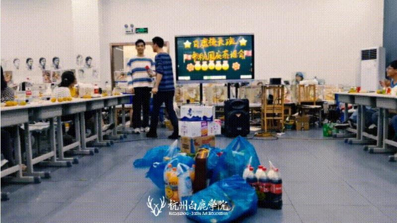 这个双节,杭州艺考画室白鹿学院陪你们过,05