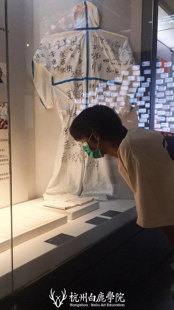 杭州艺考画室暑假班 | 游学致敬抗疫英雄,强国少年未来可期,22