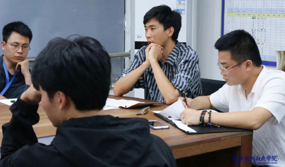 来吧,展示!杭州艺考画室白鹿八月月考进行中,34