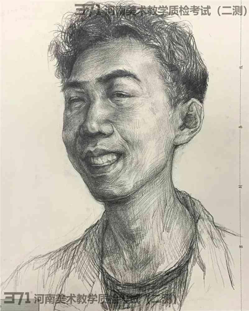 为更好的打磨自己,杭州画室集训班分享2021届河南省二模高分卷,29