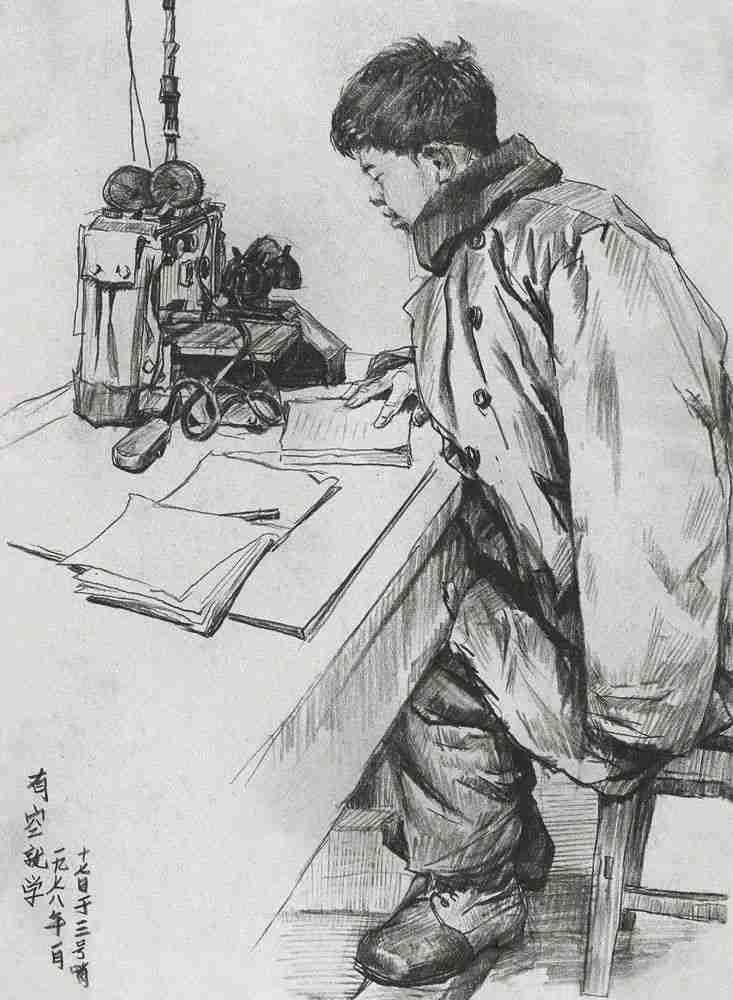 你的速写画不好,就是因为这个,杭州美术培训班老鹿带你涨涨见识,09