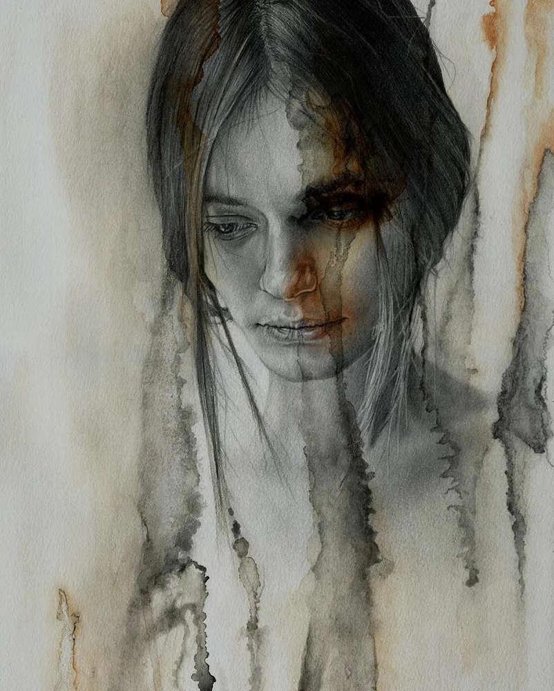 大神的素描,画的就是感觉,杭州艺考画室带你领略,29