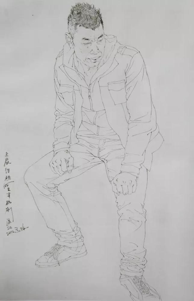 杭州艺考画室,杭州画室,杭州素描培训画室,75