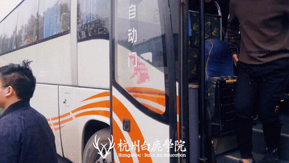 杭州画室集训班白鹿学子西湖国美一日游,以最优状态完胜联考,05
