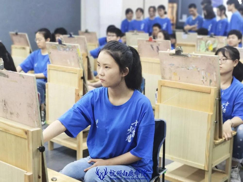 杭州艺考画室日常 | 你说美术生考大学很容易?要不你来试一试,08