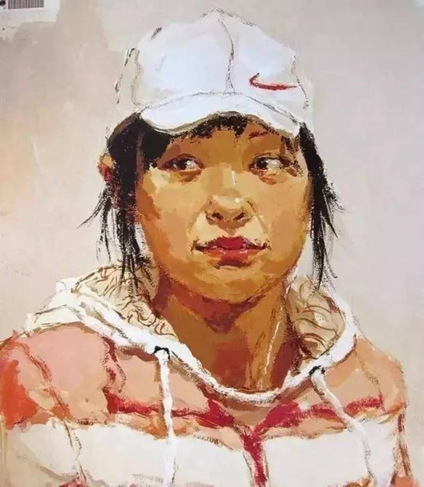 杭州艺考画室给大家整理了央美高分卷-素描、色彩、速写,18